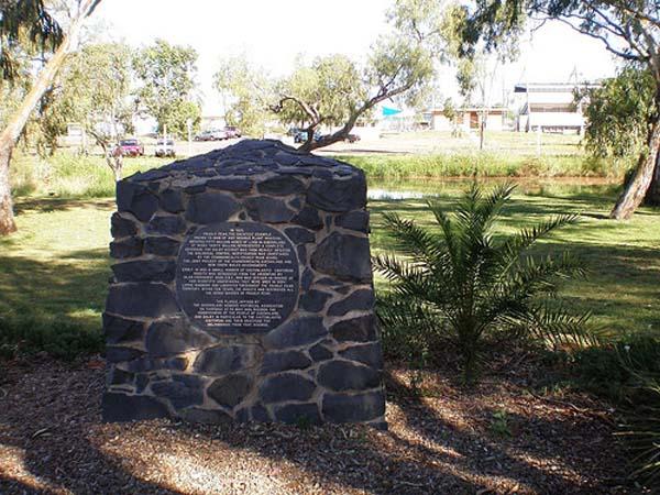 Памятники Австралии