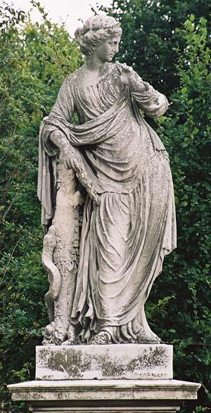 Скульптура Angerona