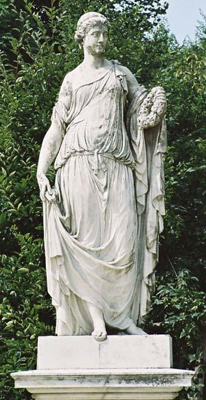 Скульптура Флора