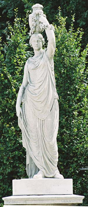 Скульптура Флора Нимфа