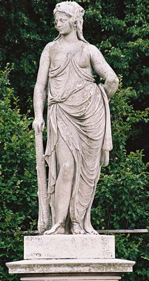 Скульптура Омфала
