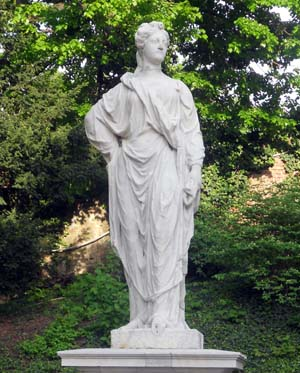 Скульптура Роман Матрона