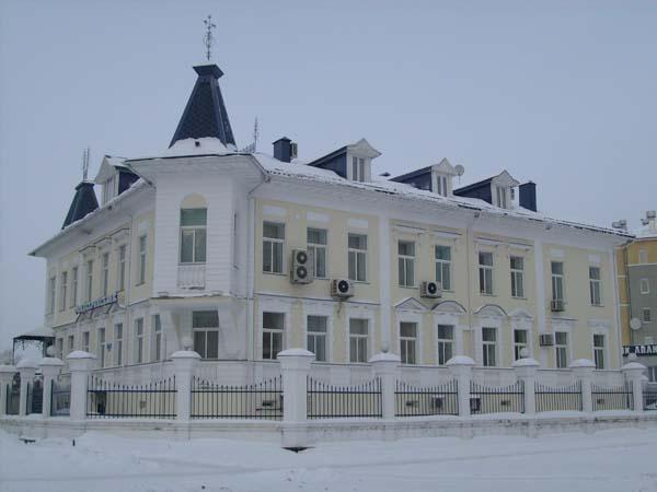 Дом А.А. Плюснина