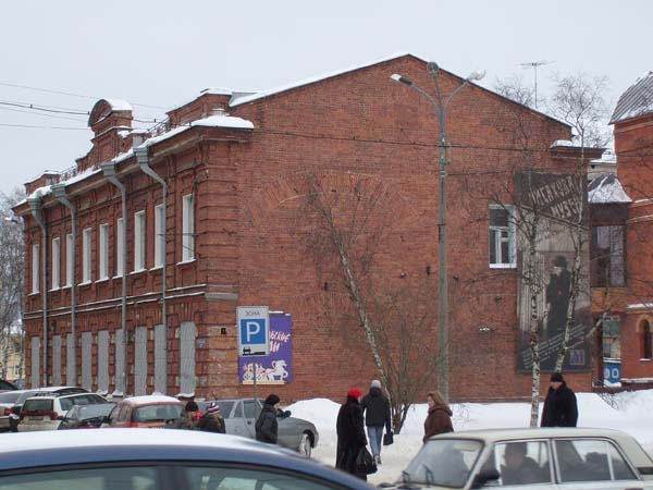Дом А.Н. Буторова