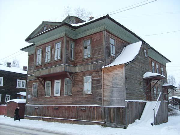Дом Гендриксена