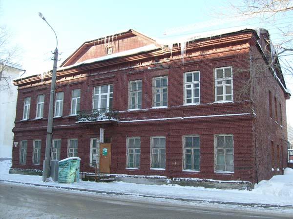 Дом П.М. Климентьева