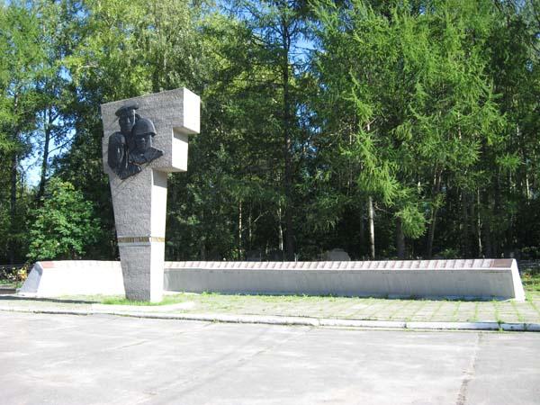 Мемориал Павшим в боях ВОВ