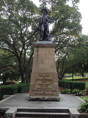 Памятники и Монументы Брисбена | Памятники всего мира