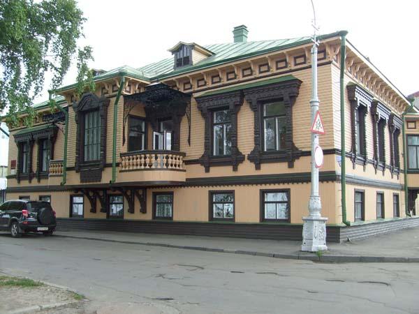 Особняк Суркова