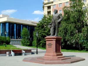 Памятники Новосибирска