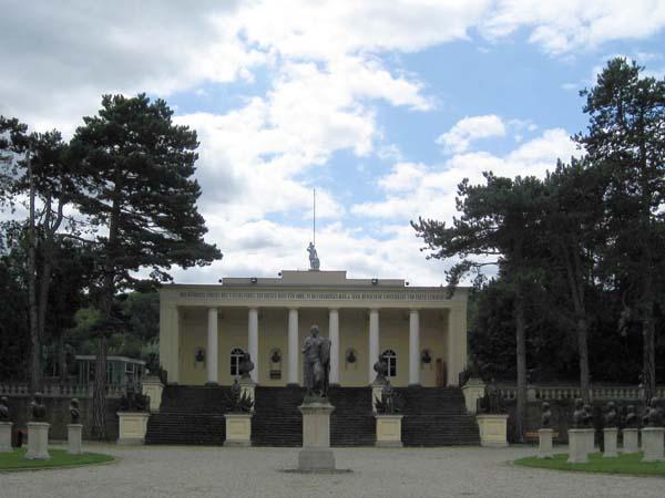 Памятники Австрии