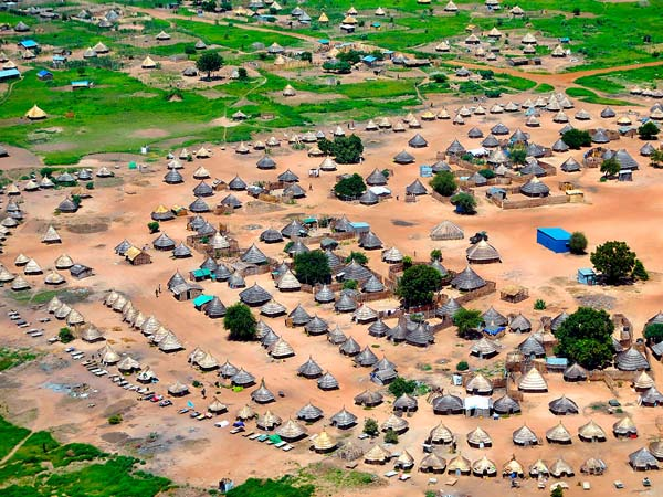 Памятники Южного Судана