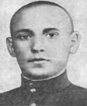 Бюст Героя Советского Союза Павлова П.П.